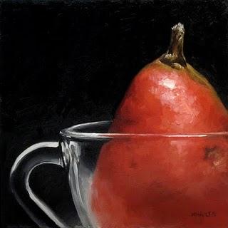"""""""Clear Wrap"""" original fine art by Michael Naples"""