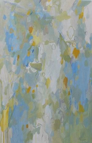 """Delicate Nature"" original fine art by Pamela Munger"