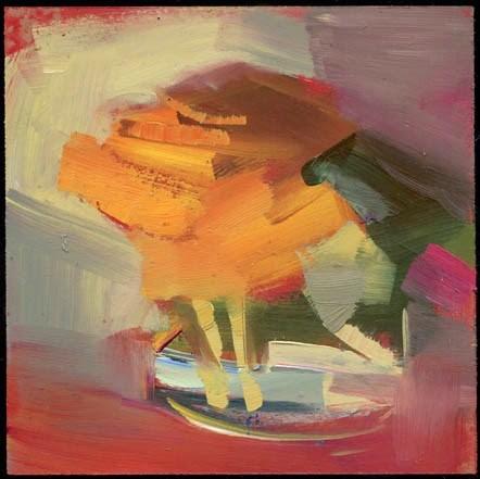 """""""2164 wade"""" original fine art by Lisa Daria"""